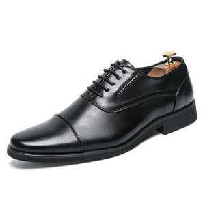 Oxford Shoes Loafers Tassels British Style