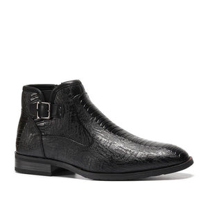 Men's Pointed Toe Ankle Boots