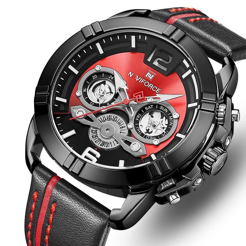 Men Watch Luxury Brand Sports Quartz