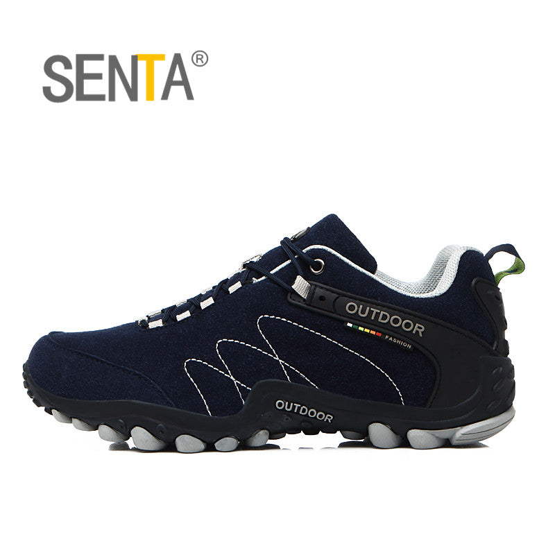 Unisex Spring Hiking Shoes Waterproof shoes Wear
