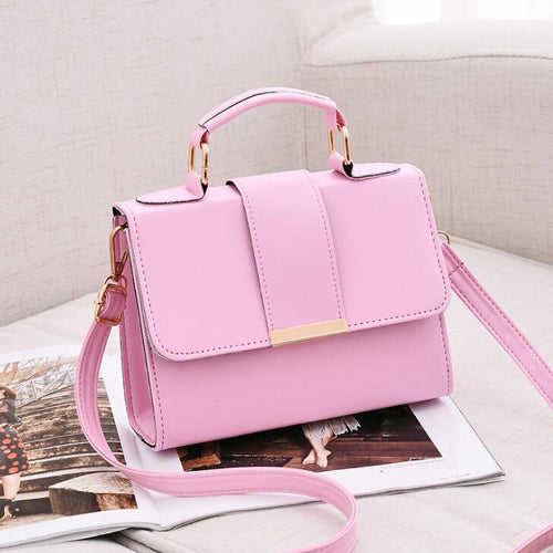2019 Summer Fashion Women Bag Leather Handbag