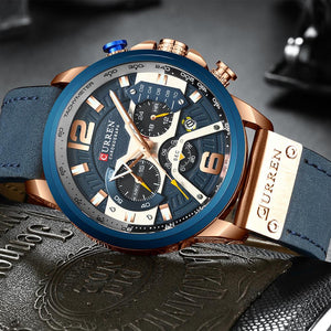 Curren Multifunctional Chronograph watch