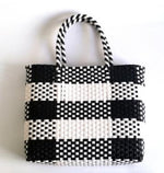 New Beach Bag Women Woven Straw Handbag Summer Fashion for Ladies