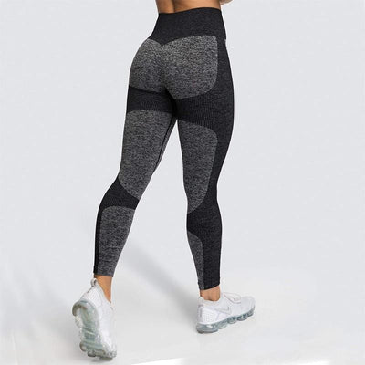 Women's leggings hot moisture wicking yoga pants sports fitness pants sexy hip women
