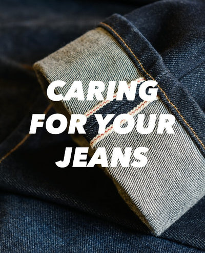 The LASSO guide to caring for your jeans