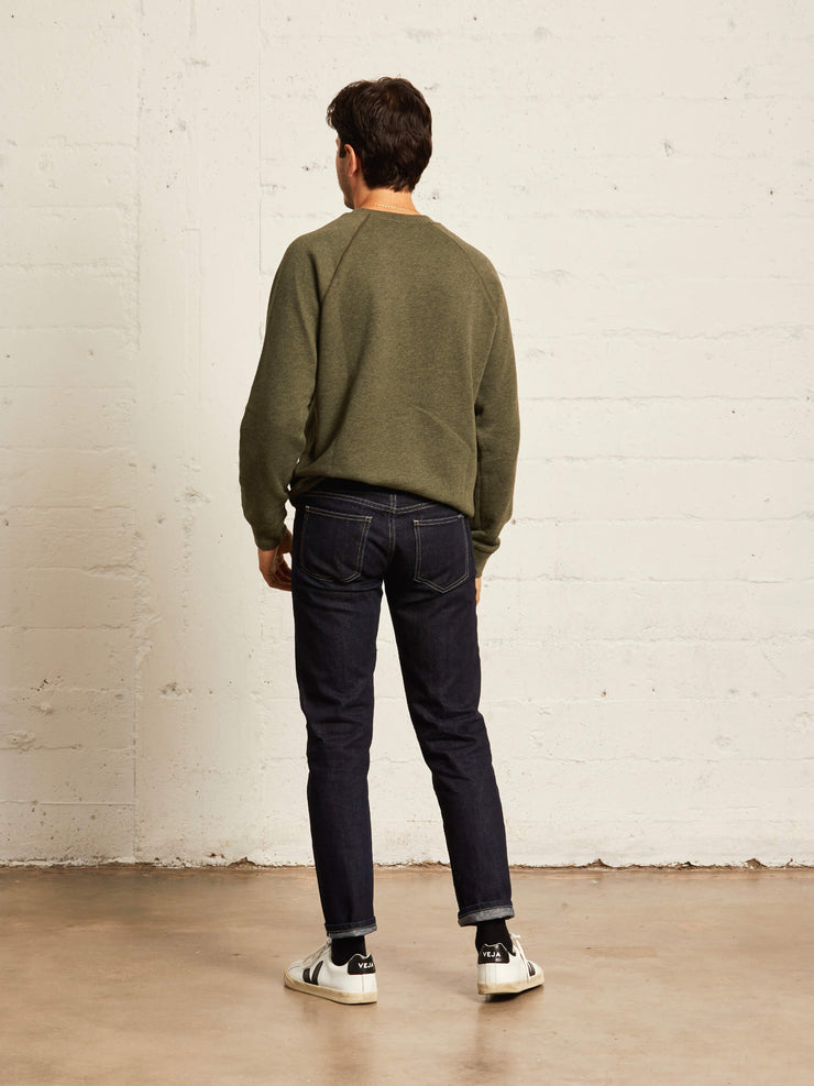 The Slim | Raw Indigo Selvage