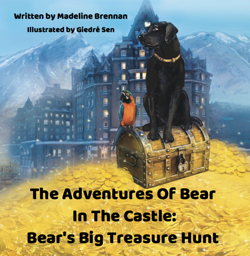 Bear's Big Treasure Hunt