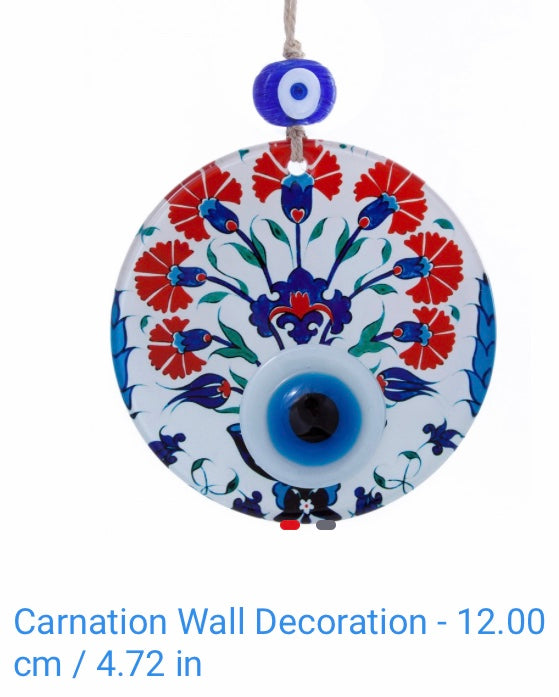 Carnation Wall Decoration