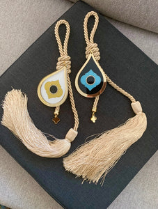 Wall Charm -Medium size Gold or Black $79 - Large Grey Blue $99