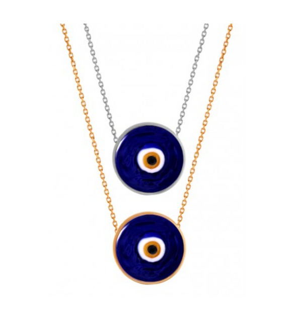 Murano Evil Eye Necklace