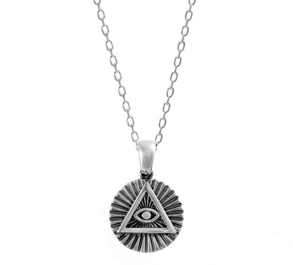 The Eye of Providence Necklace