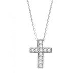 Celebrity Inspired Cross Necklace