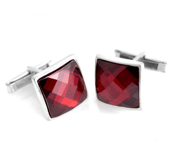 Sterling Silver Cufflinks For Men