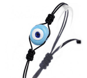 Nazar Bracelet with Evil Eye Bead
