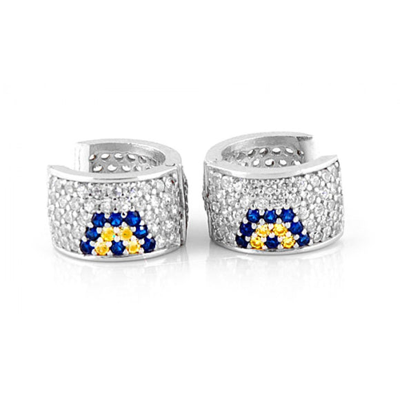 Trendy Cubic Zirconia Earrings