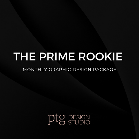 Monthly Retainer Service | PTG Design Studio