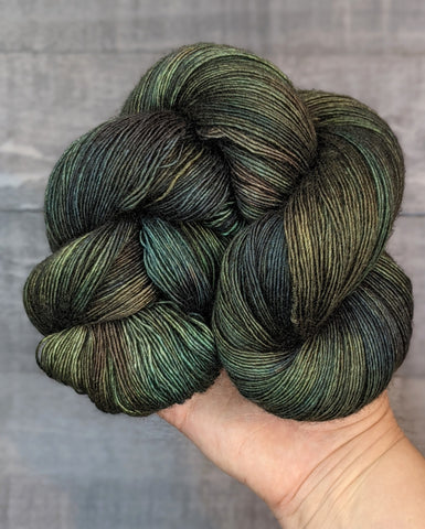 Grackle Mer-Yak Single Ply
