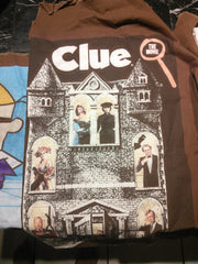 Clue Wash Test