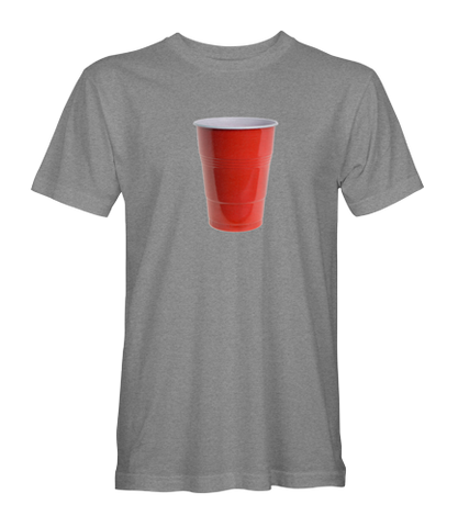 Red Solo Cup, I Fill You Up!