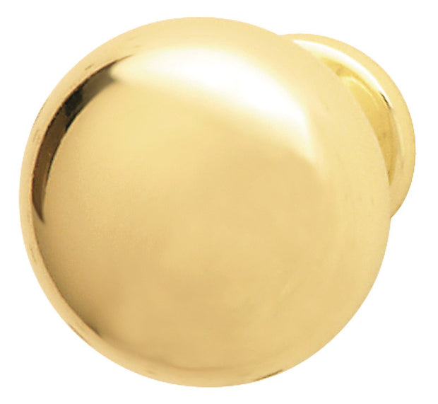 Contemporary No. Seven 1 1/4 inch knob