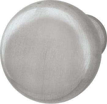 Contemporary No. Nine 1 1/4 inch knob, contemporary