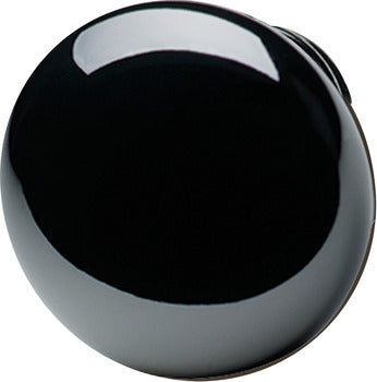 Contemporary No. Seven 1 1/4 inch knob, contemporary