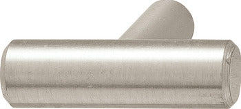 Elemental 1 9/16 inch knob, Contemporary
