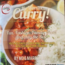 Load image into Gallery viewer, No Worries...Curry! Cookbook