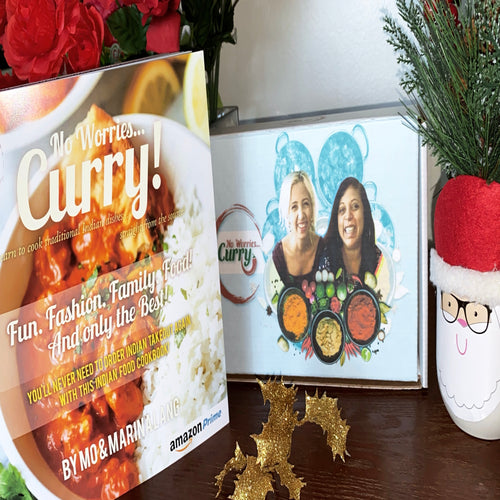 No Worries...Curry! Gift set
