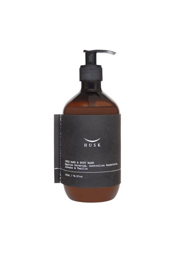 Husk Hand & Body Wash Essaouria
