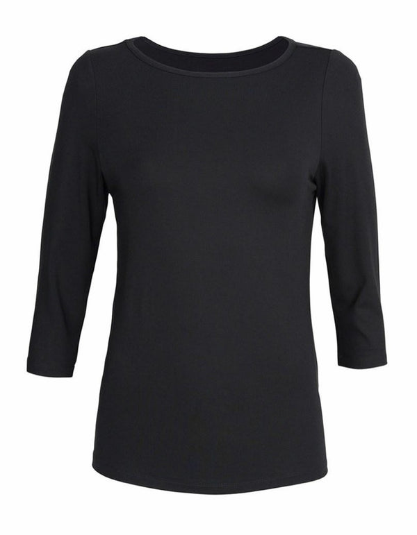 Tina Top Black