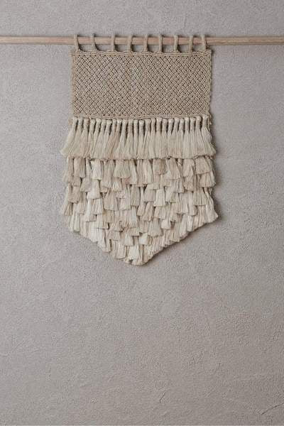 Dharma Door Tassel Wall Hanging