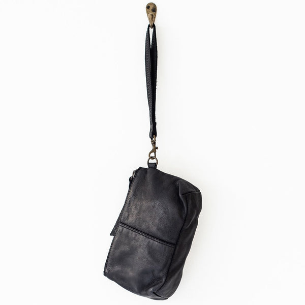 Small Essential Pouch - Black