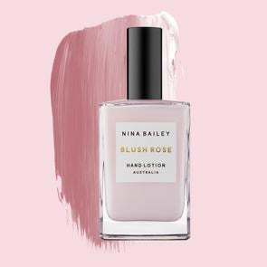 Nina Bailey Blush Rose Hand Lotion