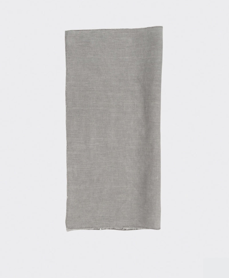 Bay Linen Napkin - Light Grey