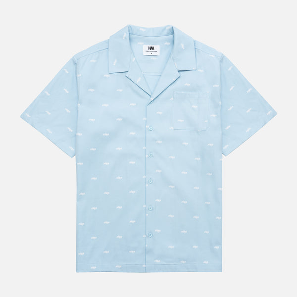 Cosy Shirt - Baby Blue