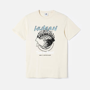 Better Place Tee - Vanilla