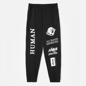 Advisory Sweatpants - Black