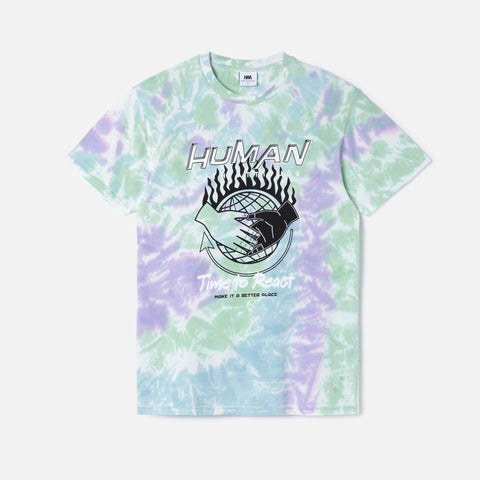 Better Place Tee - Tie Dye