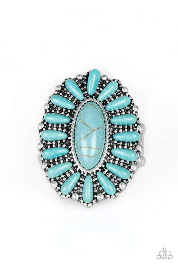 Cactus Cabana Blue - Shon's Jewels Boutique