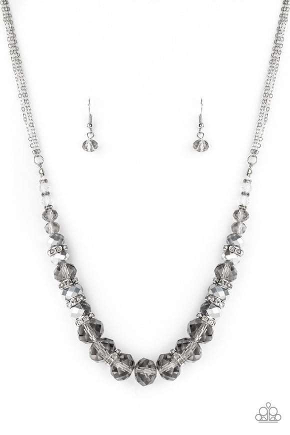 Distracted by Dazzle - Silver - Shon's Jewels Boutique