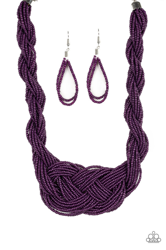 A Standing Ovation - Purple - Shon's Jewels Boutique