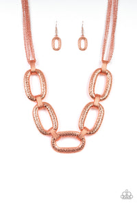 Take Charge - Copper - Shon's Jewels Boutique
