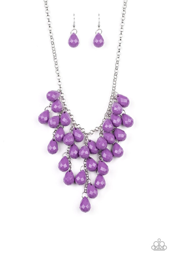 Serenely Scattered Purple - Shon's Jewels Boutique