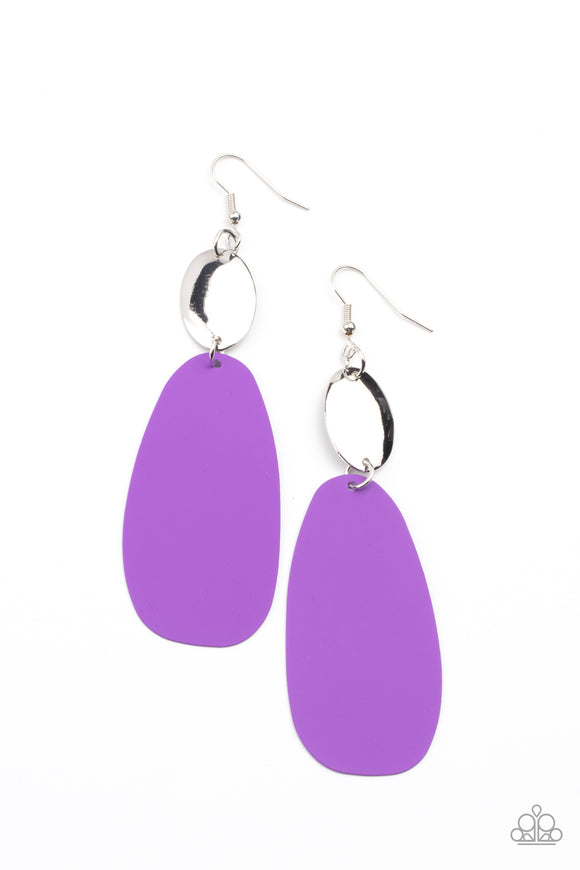 Vivaciously Vogue - Purple