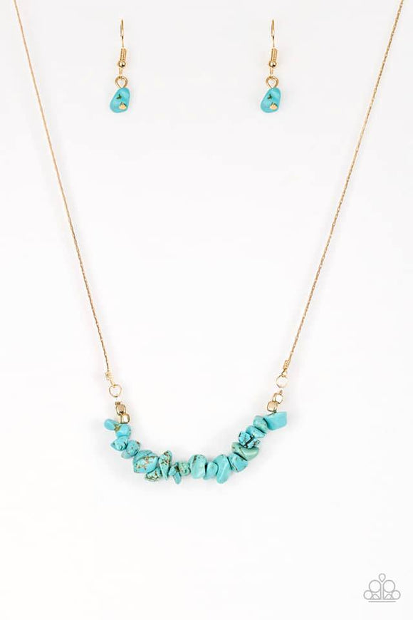 Back to Nature- Blue - Shon's Jewels Boutique