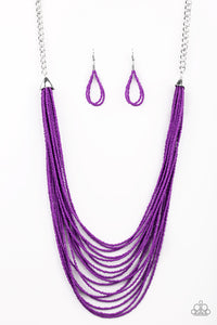 Peacefully Pacific Purple - Shon's Jewels Boutique