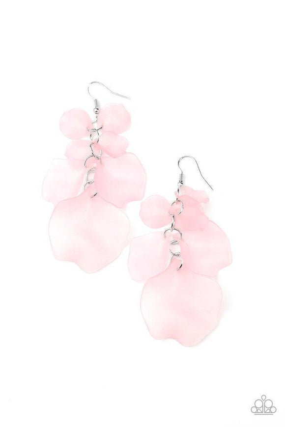 Fragile Florals - Pink by Paparazzi Accessories - Shon's Jewels Boutique