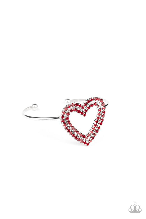 Heart Opener - Red - Shon's Jewels Boutique