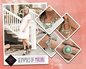 Glimpses of Malibu Trend Blend- April 2020 - Shon's Jewels Boutique